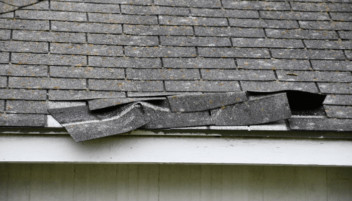 4 Types and Causes of Roof Water Damage