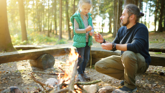 Talking To Your Kids About Fire Hazards
