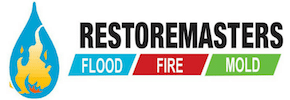 Restoremasters Water Damage Fire Restoration Utah Logo