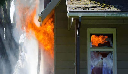 Utah Fire Damage Restoration Company