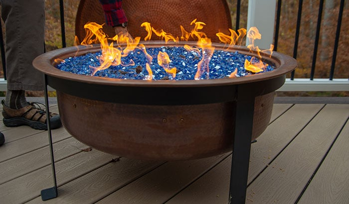 10 Precautions To Take When Using Your Backyard Fire Pit