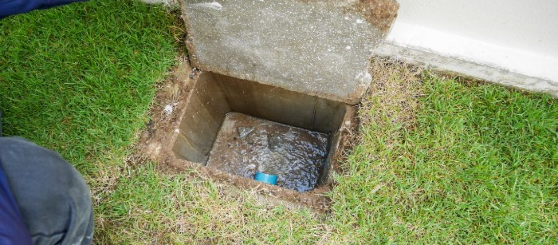 home sewer