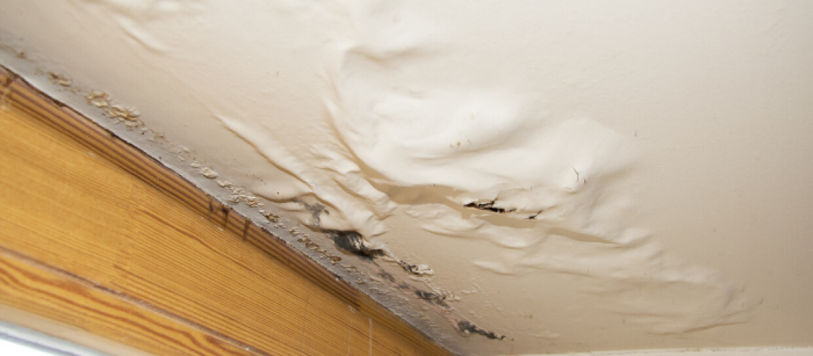 How to Tell Whether Water Damage is Old or New